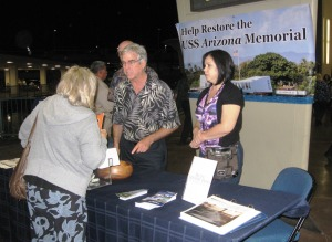 Elvis fans donate to restore the Arizona Memorial