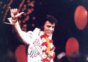 Elvis Presley: Jan 14, 1973 at Blaisdell Arena
